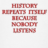 Project: Does History Repeat Itself?-Rubric