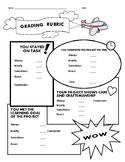 Project Grading Rubric