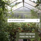 Project Greenhouse Biology Project