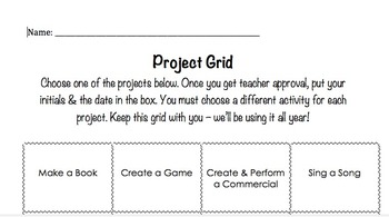 Project Grid