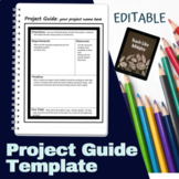 Student Project Guide Template