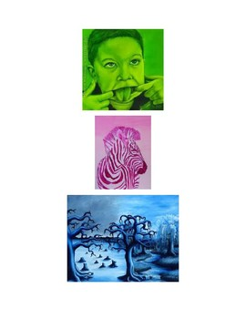 Project Handout/Guide for Art Assignment: Monochromatic Painting / Monochrome