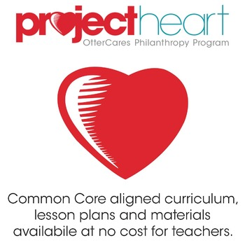 Project Heart: OtterCares Philanthropy Curriculum