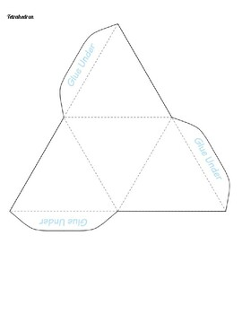 Project Holiday Platonic Solids