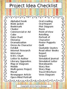 Project Ideas For Teachers