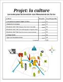 Project - Les Monuments de Paris