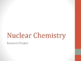 Project (Literacy) - Nuclear Chemistry: Introduction to the Federal Budget