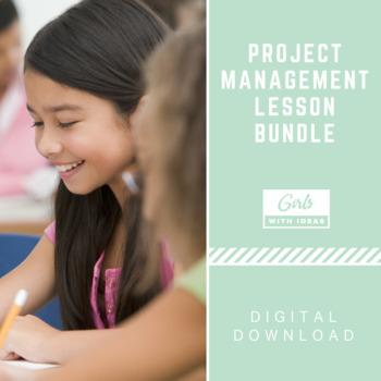 Project Management Lesson Bundle