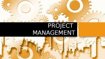 Project Management - PowerPoint