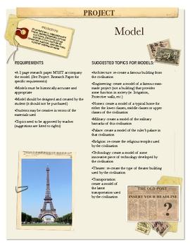Project: Model