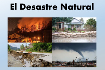 "Project: ""Model UN - Natural Disasters"""