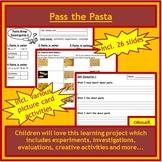 K 1st Pasta non standard measurement experiments investiga