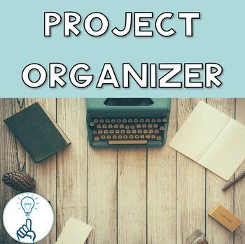 Project Planner Organizer