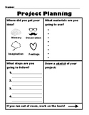Project Planning Worksheet