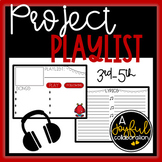 Reading Comprehension Project Playlist