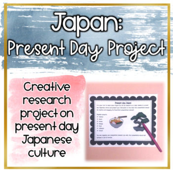 Project: Present Day Japan