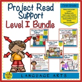 Project Read Support:  Year Long Level I Bundle