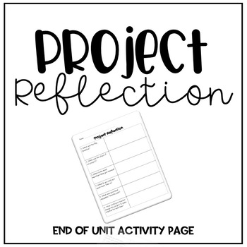Project Reflection