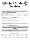 Project Student Zombies Exponential Growth