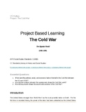 Project- The Cold War (US History)