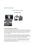 Project The Modern World- Global/World History