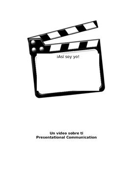 "Project: Video ""Así soy yo"""