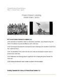 Project- World Wars I and II- Global/World History
