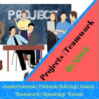 Project and Teamwork Bundle