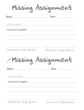 Project-based Classroom Mangement Paperwork
