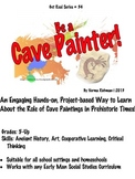PROJECT-BASED! BE PREHISTORIC CAVE PAINTERS! CREATE TOOLS