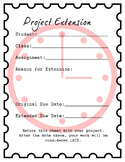 Project extension