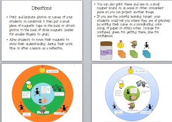 Projectable Learning Targets to help Students Self-Assess their Learning