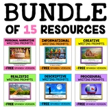 Projectable Writing Prompts Bundle