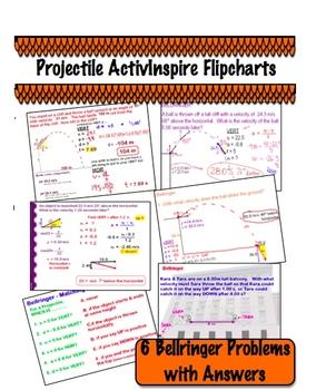 Projectile Flipcharts