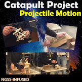 Projectile Motion: Catapult Project