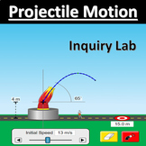 Projectile Motion Inquiry Lab