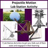 Projectile Motion - Lab Station Activity