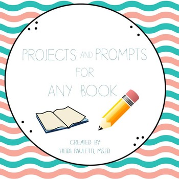 Projects & Prompts for ANY Book