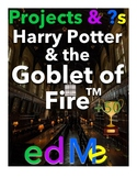 edMe Projects & Questions for Harry Potter & the Goblet of