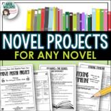 Novel Projects for ANY Novel