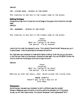 A. Rand's Anthem (Alt. Assessment Project Options)