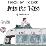 Projects for the Book Into the Wild by Jon Krakauer
