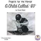 "Projects for the memoir A Child Called ""IT"" by David Pelzer"