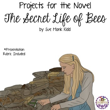 Projects for the novel The Secret Life of Bees by Sue Monk Kidd