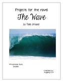 Projects for the novel The Wave by Todd Stasser