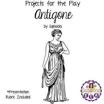 Projects for the play Antigone by Sophocles