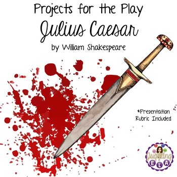 Projects for the play Julius Caesar
