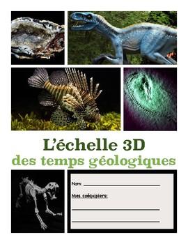 Projet - Échelle Géologique 3D