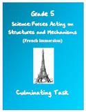 Projet finale - les structures / Final Project - Structures