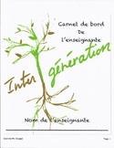 Projet inter-généationnel: cahier de l'enseignant